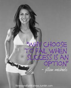 choose success.
