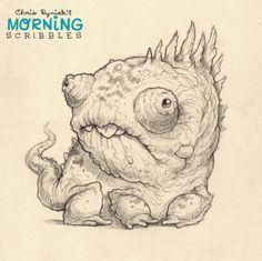 Morning Scribbles #183