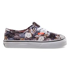 VANS ASPCA Authentic Cat print... INSANE!