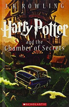 Harry Potter And The Chamber Of Secrets (Turtleback School & Library Binding Edition) by J. K. Rowling http://www.amazon.com/dp/0606323465/ref=cm_sw_r_pi_dp_418Uvb0189550