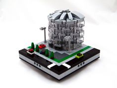 Micropolis: Office Building | by DarthNick