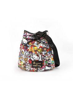 tokidoki x Hello Kitty Circus Bucket Bag Bucket Bag 25e346422459