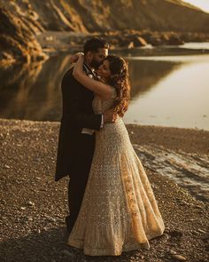 Amrit and Raj soaking in those golden rays, captured by sunshine masters The Springles 🌞 North Cornwall, Creative Wedding Photography, Ethereal, Masters, Sequin Skirt, Sunshine, Wedding Day, Marriage, Romantic