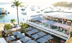 Watsons Bay Boutique Hotel is a Wedding Venue in Watsons Bay, New South Wales, Australia. See photos and contact Watsons Bay Boutique Hotel for a tour. Surf Lodge, Sydney City, Australia Day, Beach Bars, Pretty Photos, Adventure Is Out There, Beach Club, Long Weekend, Got Married