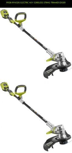 Ryobi RY40210 Electric 40V Cordless String Trimmer Edger #racing #tech #trimmers #plans #shopping #fpv #camera #ryobi #technology #kit #drone #gadgets #parts #products