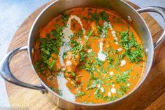 Min beste hjemmelagde Indiske rett - Butter Chicken