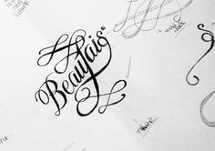 Beaujais brand identity. design: Parent (UK)