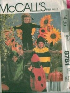 simplicity halloween patterns for kids halloween costume sewing pattern uncut boys girls kids simplicity kids - Halloween Costume Patterns For Kids