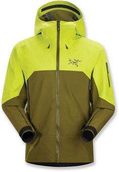 Arc'teryx Male Rush Jacket - Men's