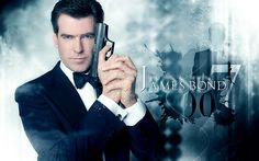 Pierce as 007