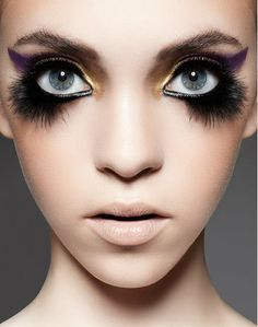 Makeup by Frances Hathaway.