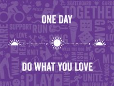 Do what YOU love and support the Alzheimer's Association! alz.org/longestday…