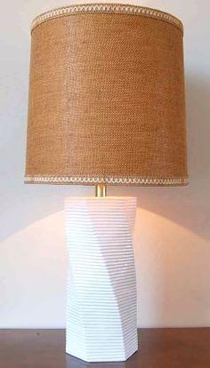 Toronto: Mid-Century Mod Ceramic Lamp $125 - http://furnishlyst.com/listings/36730