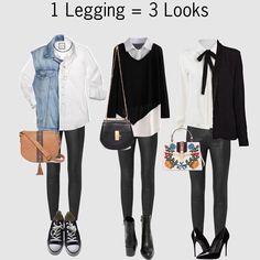 Plus Size Dresses Women S Vintage Clothing Indie Fashion, Trendy Fashion, Plus Size Fashion, Fashion Outfits, Casual Work Outfits, Work Casual, Casual Looks, Spanx Faux Leather Leggings, Romantic Outfit