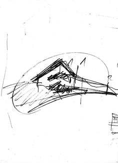 Oliveira do Douro Frank Gehry Sketch, Douro, Sketches, Architecture, Stool, Concept, Building, Olive Tree, Arquitetura