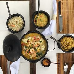 Proud to see UXUA moqueca recipe taught at the ICE (Institute of Culinary Education) in NY City. Thanks Chef Briscione and Brooke Parkhurst for taking tastes of Trancoso to the world!   #UXUA #Trancoso #Bahia #regram @marriedncooking