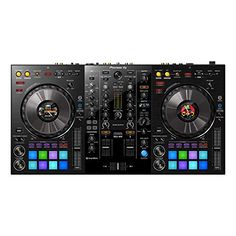 Price: (as of - Details) performance DJ controller for dedicated use with Pioneer DJ professional performance application, rekordbox DJ Dj School, Old School House, Recording Studio Home, Home Studio Music, Pioneer Ddj, Cd Player, Dj Pro, Software, Lights