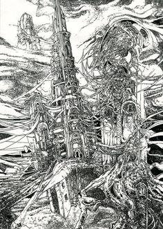 Landscape II by PeterZigga.deviantart.com on @DeviantArt
