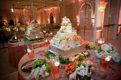 Some roses here, some frosting there...#luxbride