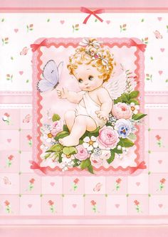Angel Baby by Ruth Morehead.