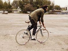 fixed gear bike  #fixedgear #bike