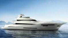 Gran Marlin 46  Millennium Yacht Design Award Winner 2012  http://ekskluzywne.net/galeria/gran-marlin-46
