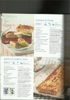 150 receitas as melhores de 2013 Pie Recipes, Pasta Recipes, Recipies, Healthy Recipes, Portuguese Recipes, Quiches, Pasta Salad, Nom Nom, French Toast