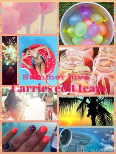 Carries summer love edit for cover