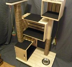 Cat Tree Furniture - Hollywood Thing