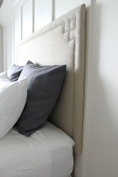 Amy's Casablanca: DIY headboard