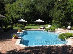 Best Pool Designs - Swimming Pool Designs - Country Living