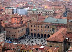 Founded in 1088, the University of Bologna is located in Bologna, Italy.