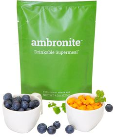 Ambronite meal replacement.