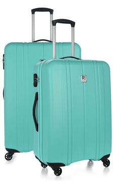 Teal Ricardo Beverly Hills Topanga Canyon 24-Inch 4 Wheel Expandable Upright One Size