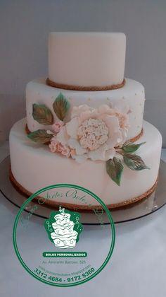 bolo de bodas de ouro
