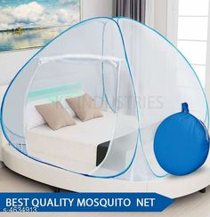 Checkout this latest Mosquito Net_1000 Product Name: *Fancy Cotton Polyester Foldable Double Bed Mosquito Net* Material: Polyester Size: (L X W X H) - 78 x 78 x 60 Inch Description: It Has 1 Piece Of Mosquito Net Country of Origin: India Easy Returns Available In Case Of Any Issue   Catalog Rating: ★4.1 (3277)  Catalog Name: Fancy Cotton Polyester Foldable Double Bed Mosquito Nets Vol 6 CatalogID_672055 C134-SC1629 Code: 215-4634913-8151