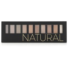 Forever 21 Natural Eye Shadow Palette ($8.90) ❤ liked on Polyvore featuring beauty products, makeup, eye makeup, eyeshadow, beauty, eyes, filler, forever 21 and palette eyeshadow