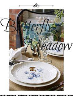 Lenox Butterfly Meadow Basket