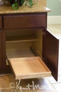 custom cabinetry by kent moore cabinets pull out drawers maple wood with hearty rye - Kent Kitchen Cabinets
