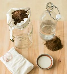 Make a perfectly-chilled cup of joe with this cold brew coffee kit, complete with a Coffee Sock. Inspired by a Costa Rican cloth filter, the Sock is made from reusable, organic cotton and brews exceptionally smooth coffee. Coffee which may be brewed in concentrate and kept in a refrigerator for up to a week, if you so choose. And then, if you're feeling generous, share the wealth.