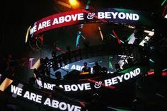 Above and Beyond <3