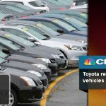 Toyota recalls 7.43 million, 2005 to 2010 vehicles, for possible fire defect claims