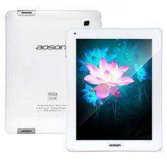 AOSON Tablet android de pulgadas pantalla retina 2048 X 1536 Quad-Core Quad, Android 4, Website, Core, Quad Bike