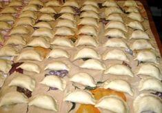 Varenyky (perogy) recipe...I'm making these!!!