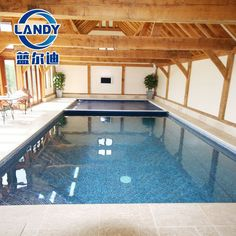 Indoor Swimming Pools Above Ground Pool, In Ground Pools, Automatic Pool Cover, Inside Pool, Pool Finishes, Pool Remodel, Submersible Pump, Pool Supplies, Indoor Swimming Pools