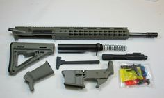 "OD Green 16"" Kit 5.56 with Lower"