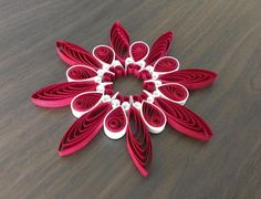 Flowers 8 floral templates quilling patterns collection and