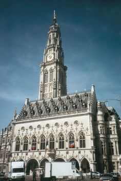 Stadhuis (City Hall) Arras (Frankrijk, France)