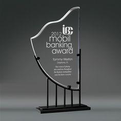 modern trophy award - Google Search