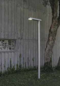 A Contemporary Twist On Post Light Garden Lamp Street Furniture Urban